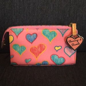Authentic Dooney and Bourke pouch